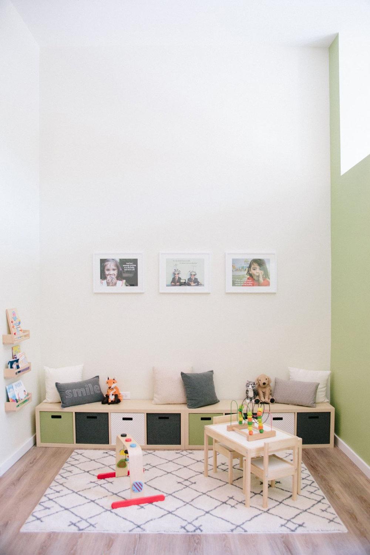 Playroom for Children