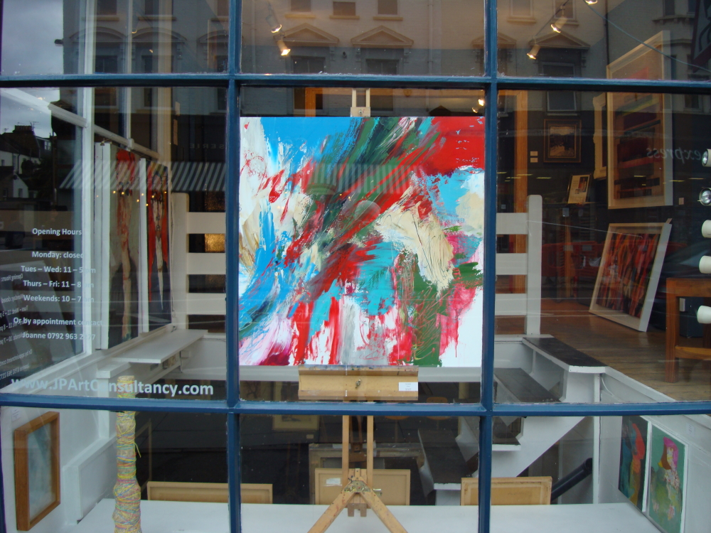 'CHROMA' in the Gallery window