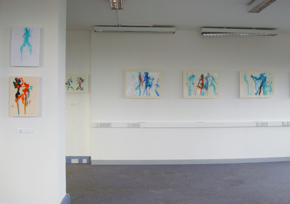 open ealing exhibition drawings from spiralarts dance the mountain tracy burgess.JPG
