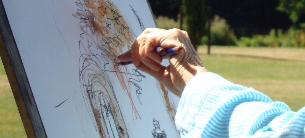 A Desire to Draw - and explore your Creativity…