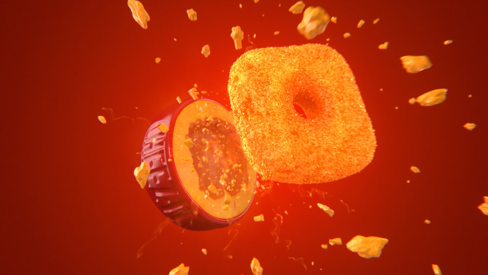 Cheez-It Houdini Showreel 2018