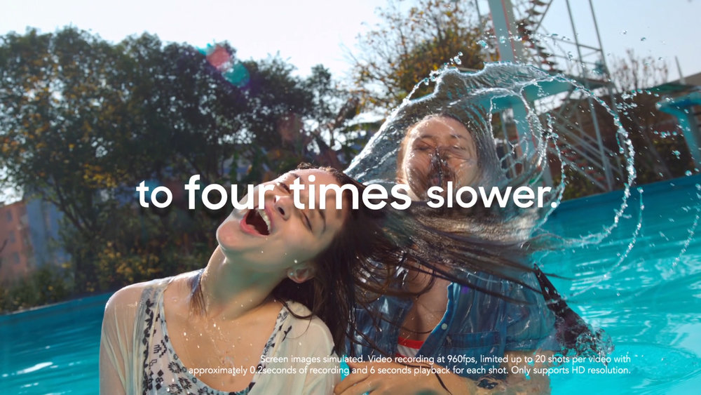Houdini work on Samsung Galaxy S9 water