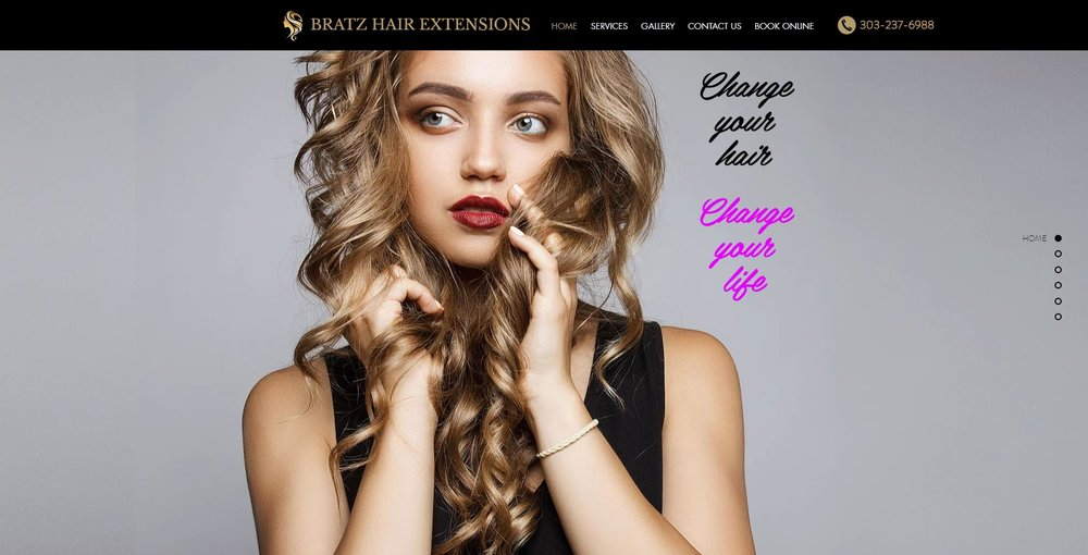 """Real Growth - """"nTandm helped us grow dramatically. They redesigned our new site and logo, developed online booking, ran our online ad campaign, and our bookings increased 50% in 90 days.""""- Ely Arenas, Owner, Bratz"""