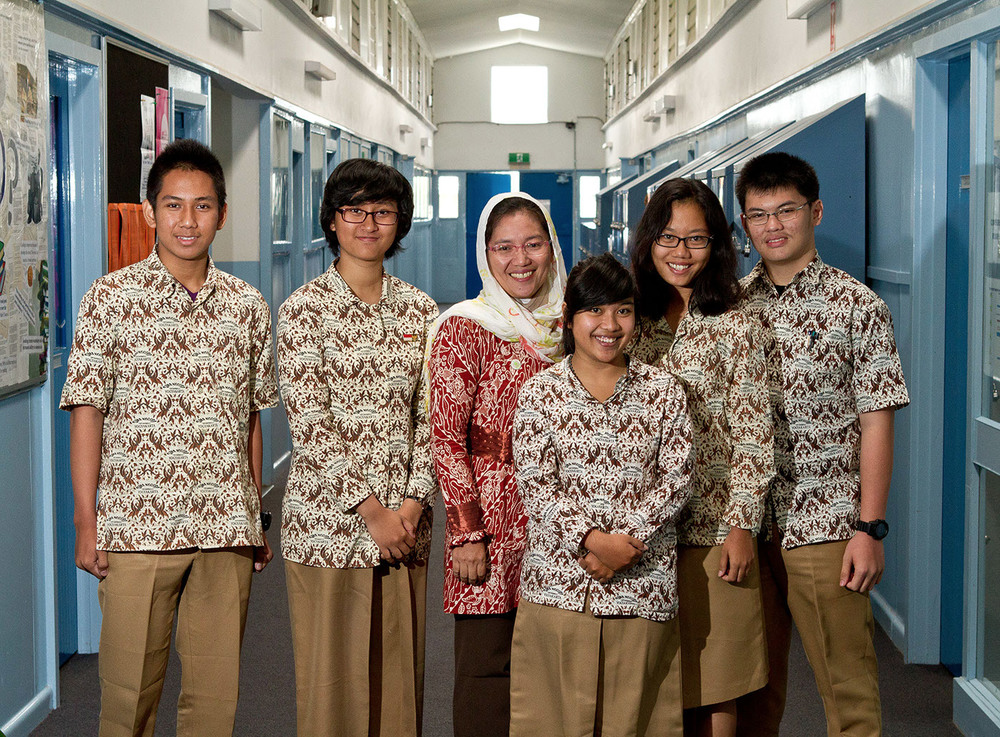 Our Indonesian Sister School