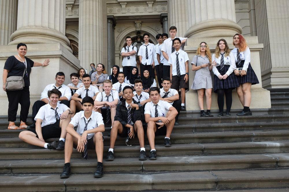 Parliament Excursion