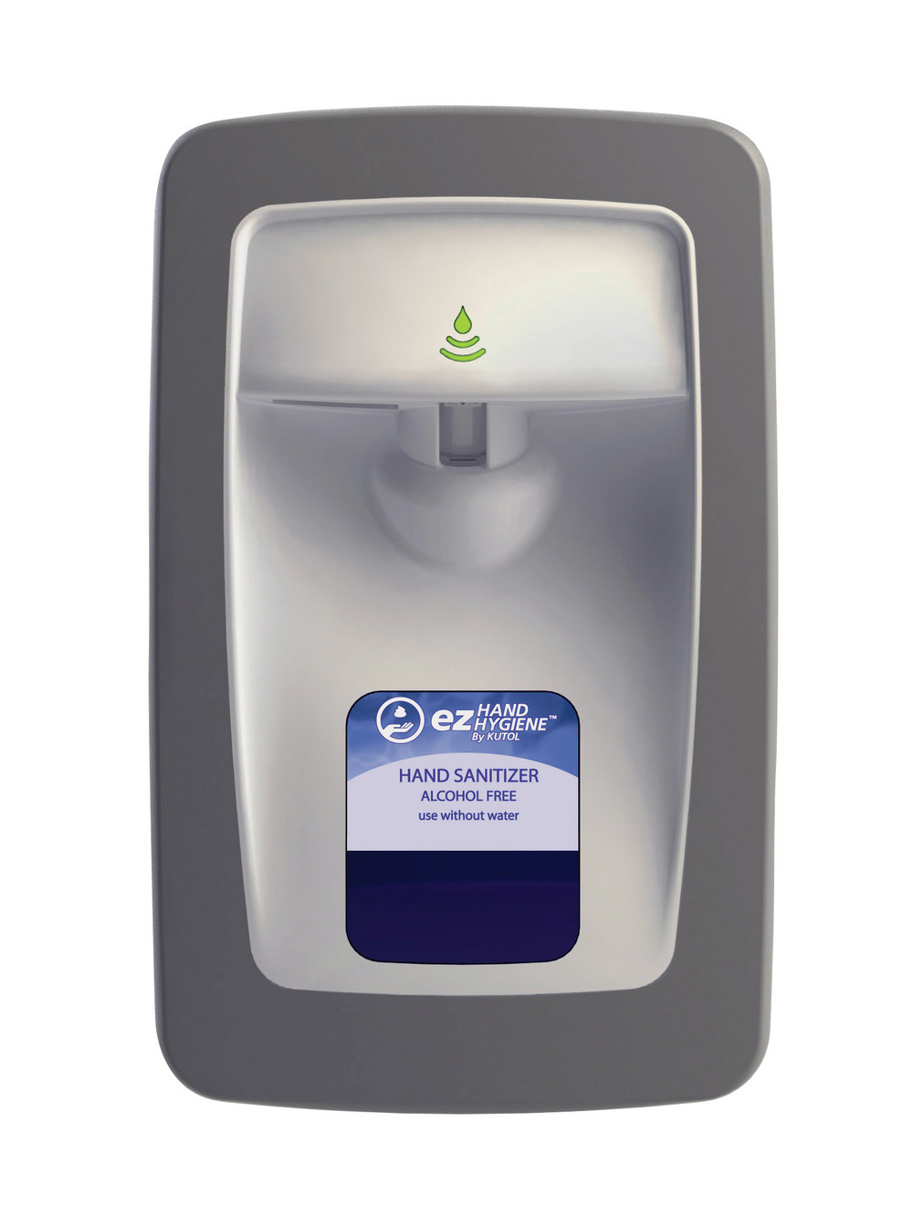 Foam Soap No Touch Dispenser White.jpg