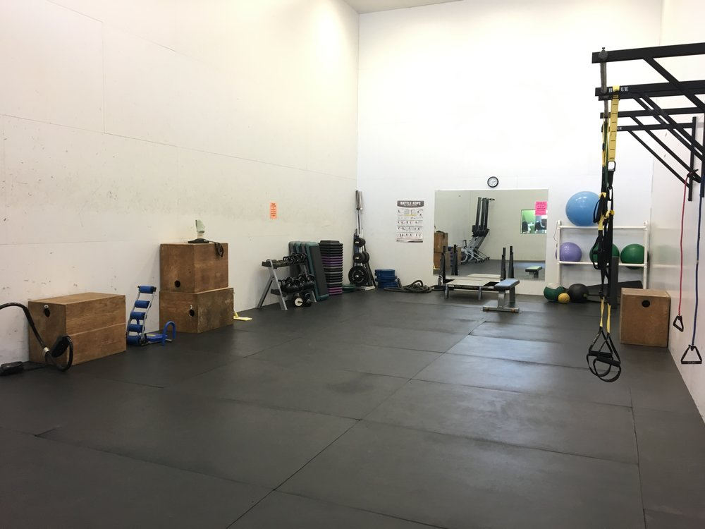 Cross Training room