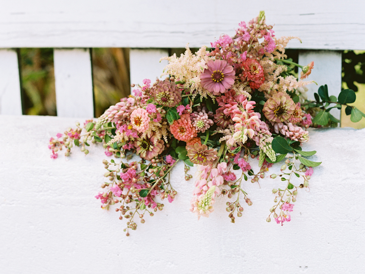 pink bouquet by the wilding collective