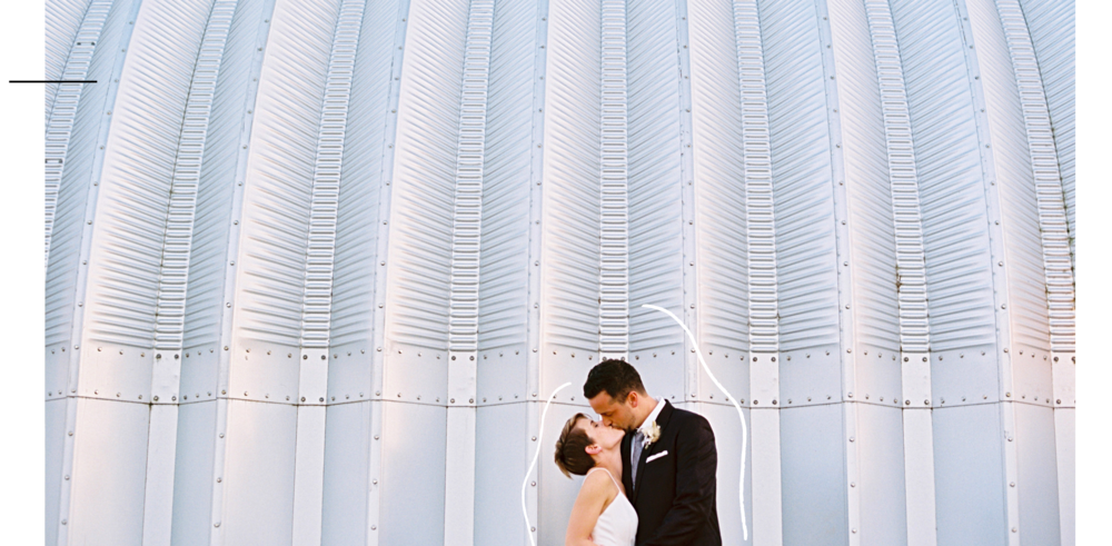 weddings:the most perfectly imperfect day -