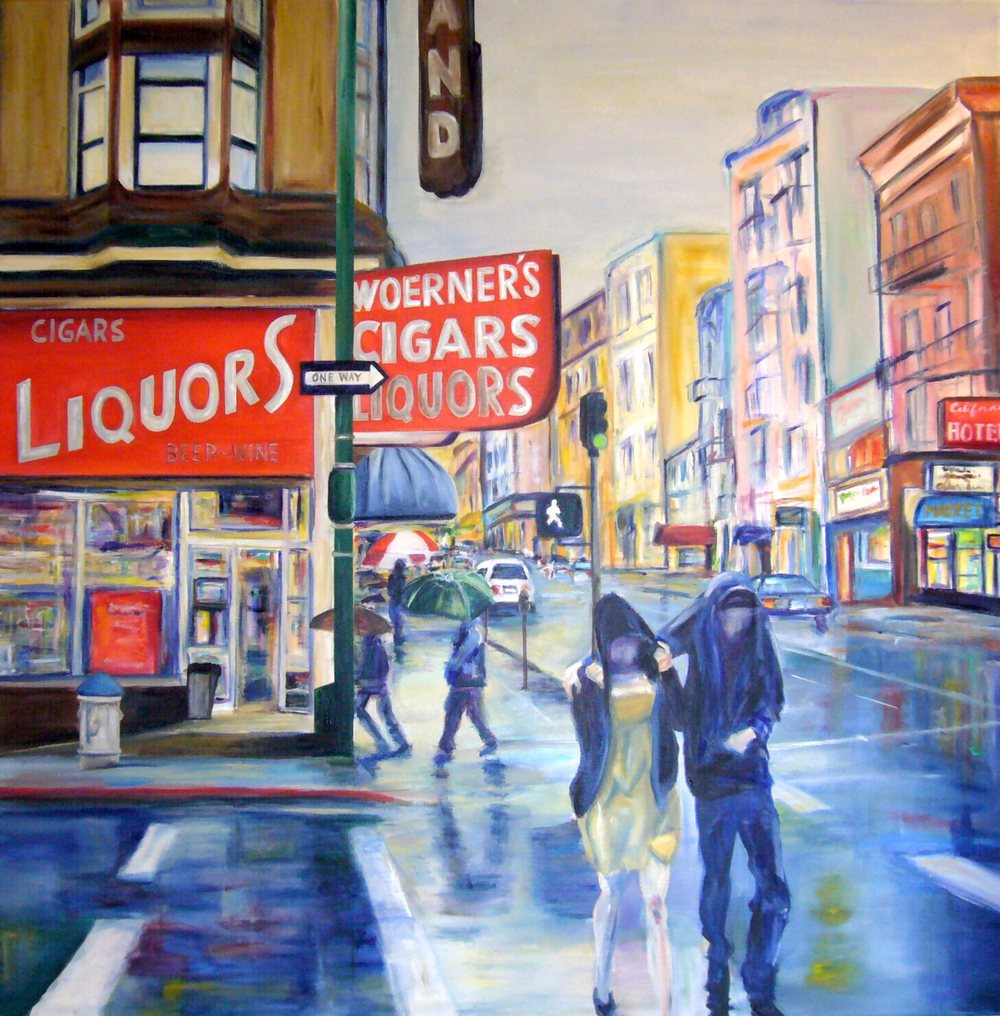 Tenderloin (Geary and Larkin)
