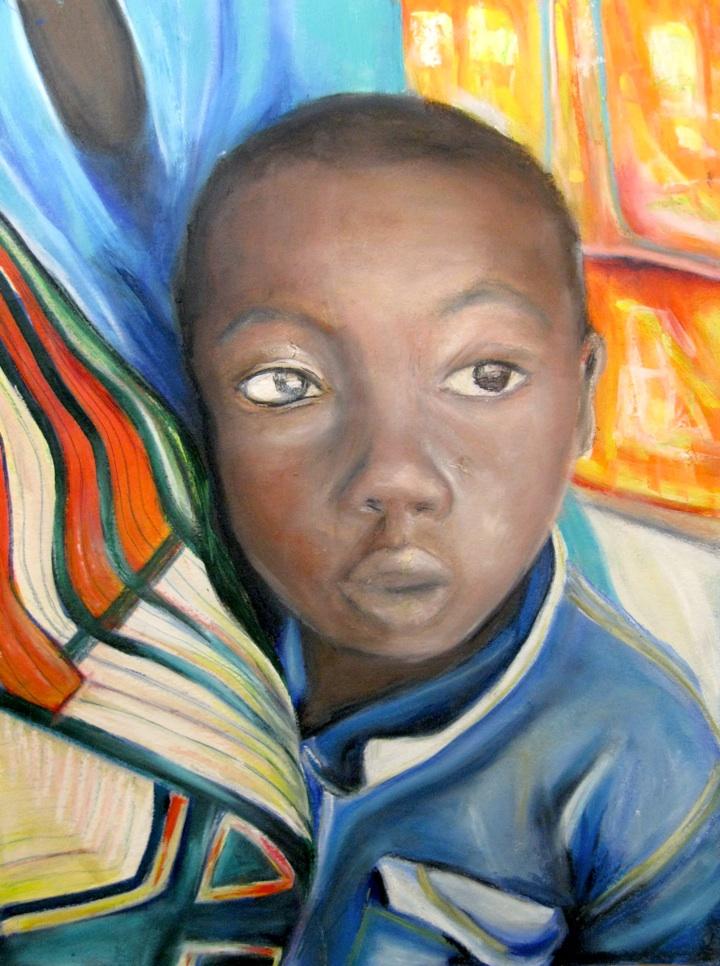 Douentza Boy (Mali)