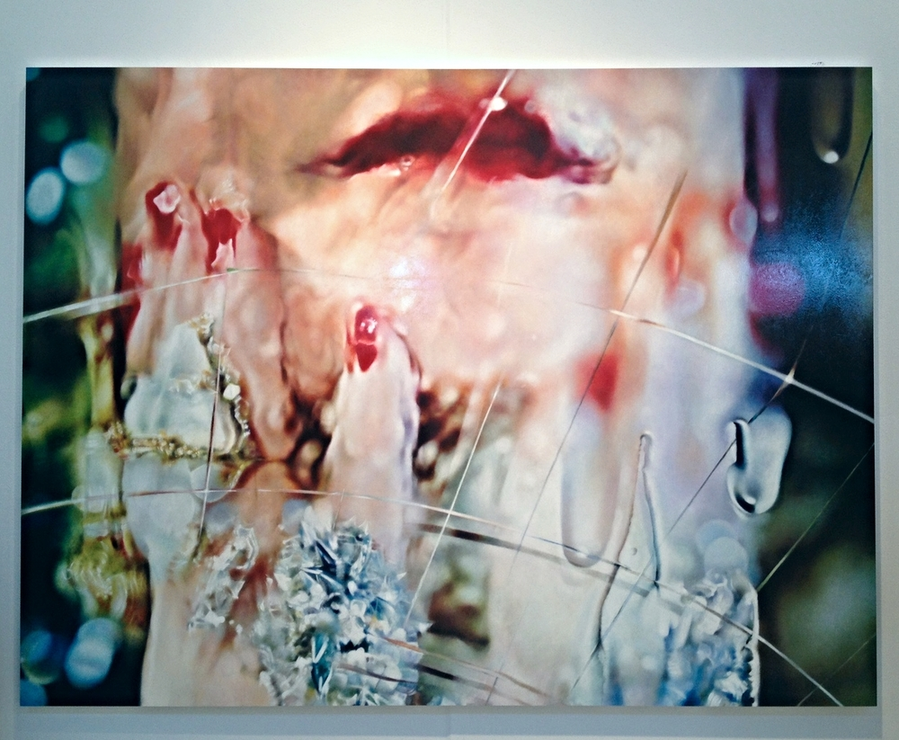 Marilyn Minter at Salon 94