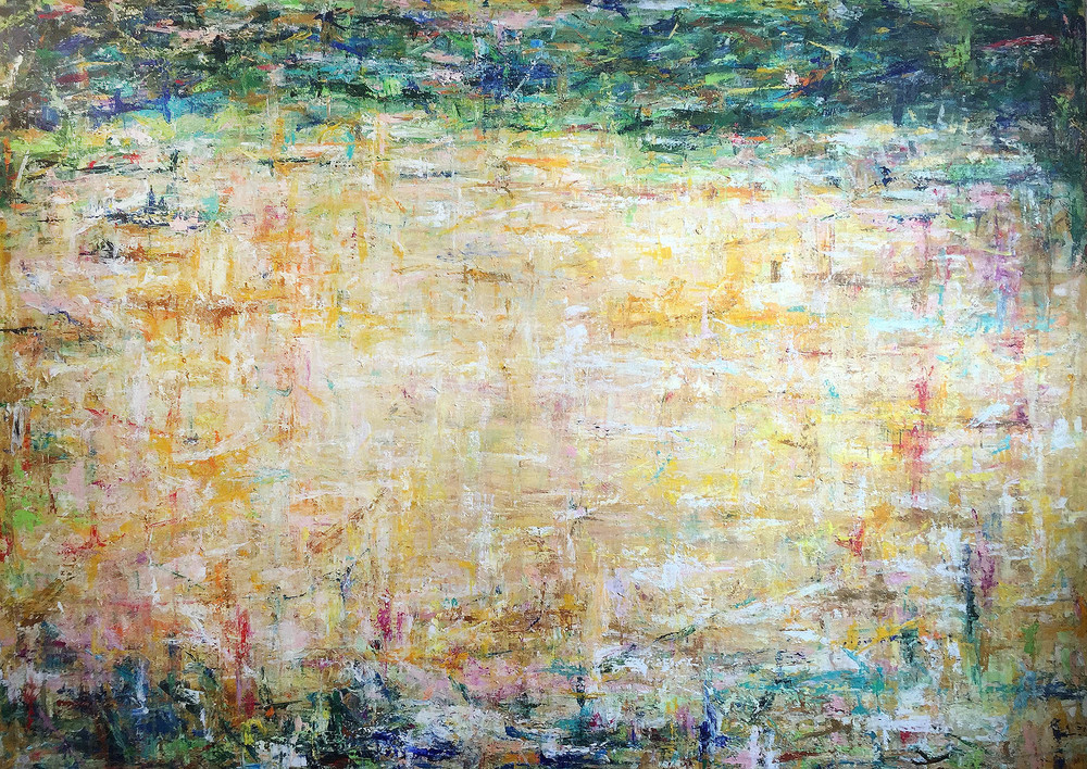 """SOLD • Spain • 60x84"""""""