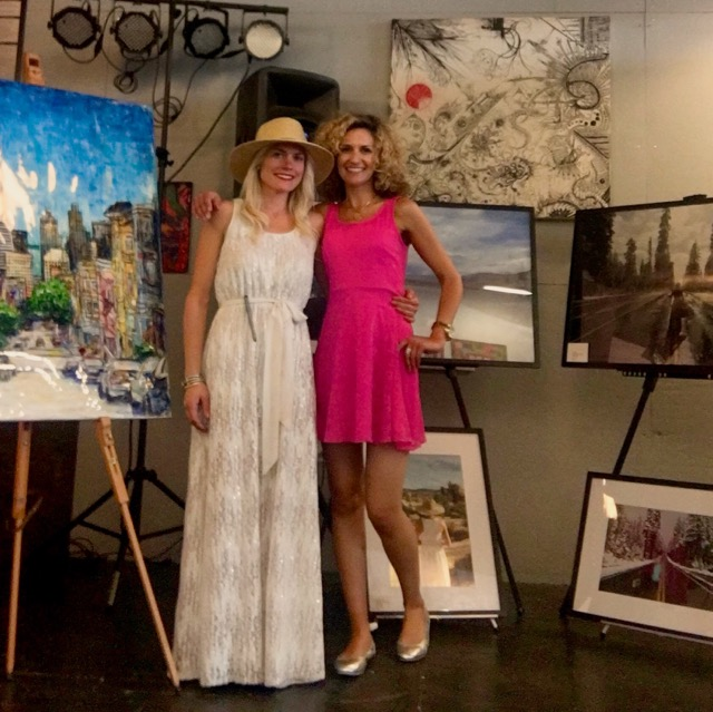 GALLERY 1317  - ARTIST RECEPTION & NORTH BEACH FESTIVAL, 2016