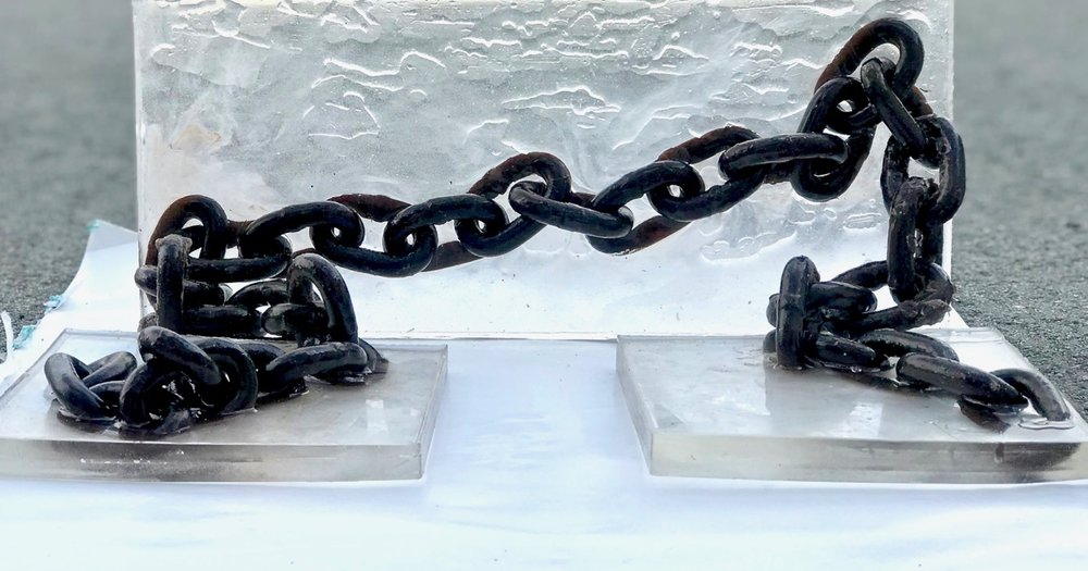 SFHP Chain (Triptych), September 2015