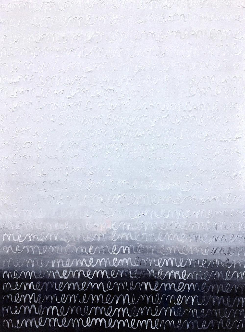 Impermanence (IV) • 36x48