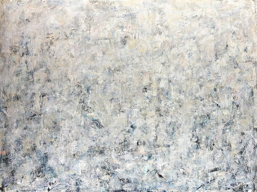 """SOLD • The Sound of Absence • 80x60"""""""
