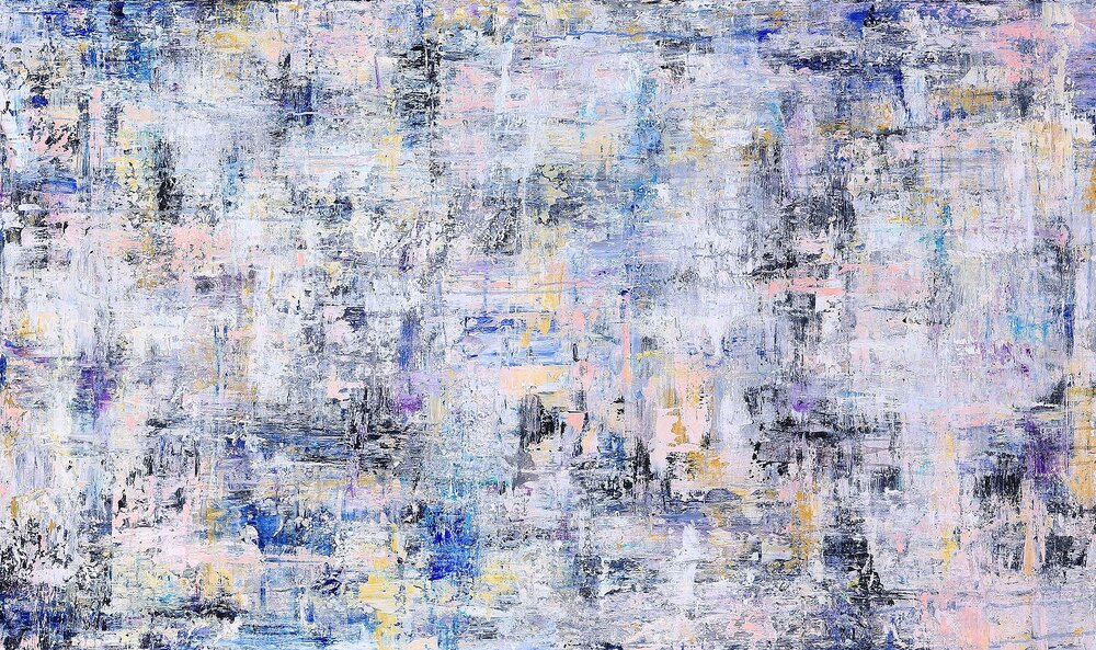 """SOLD • Invisible Cities (I) • 36x60"""""""