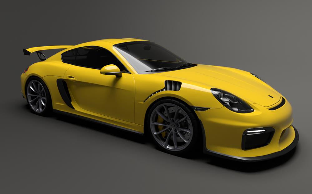 Cayman Gt4 Rs >> Porsche GT4 RS — Greg Thompson Automotive Design LLC