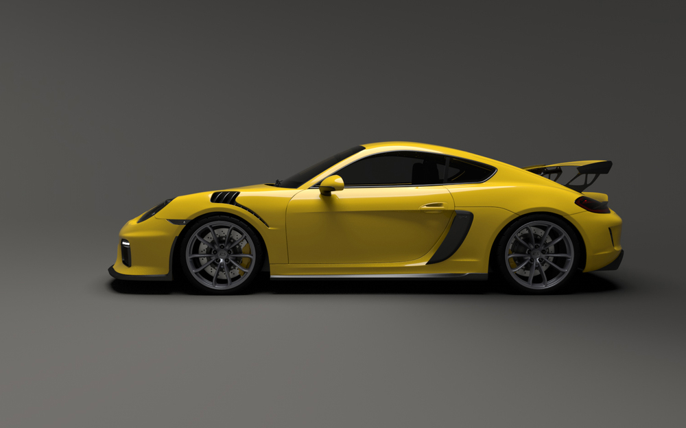 Porsche Gt4 Rs >> Porsche GT4 RS — Greg Thompson Automotive Design LLC