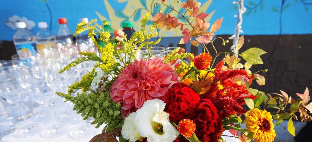 40th BIRTHDAY BASH: Urban Farm Rooftop Celebration