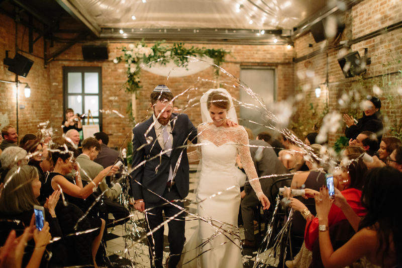 BECKY & DREW:   A Soft, Romantic Late Fall Wedding in NYC