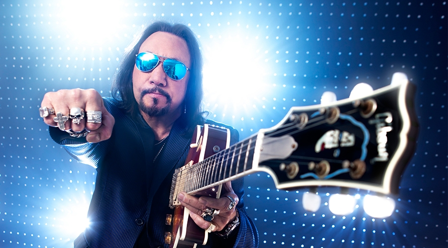 Ace Frehley is exclusively represented by Northstar Artists