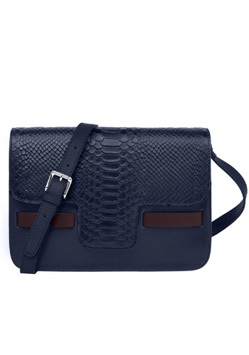 Lili Radu_FW1617_LILI'S  PYTHON PRINT SHOULDER BAG_MIDNIGHT BLUE.jpg