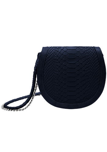 Lili Radu_FW1617_PYTHON PRINT SADDLE BAG_MIDNIGHT BLUE.jpg