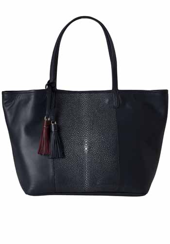 Lili Radu_FW1617_STINGRAY SHOPPER_MIDNIGHT BLUE.jpg