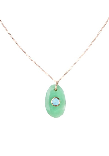 ORSO N1 NECKLACE - CHRYSOPRASE.jpg