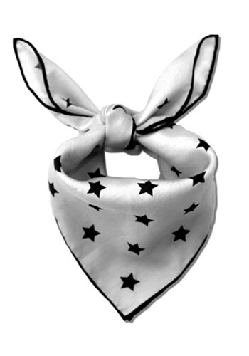 Stars Neckerchief-White.jpg