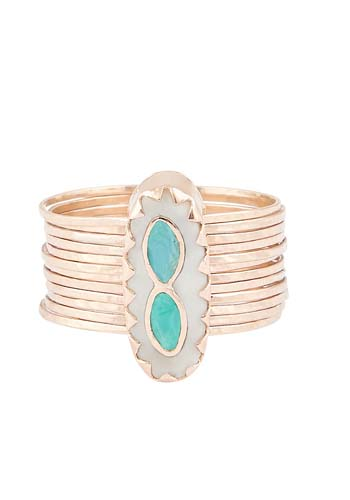 BOWIE N1 RING - WHITE TURQUOISE.jpg