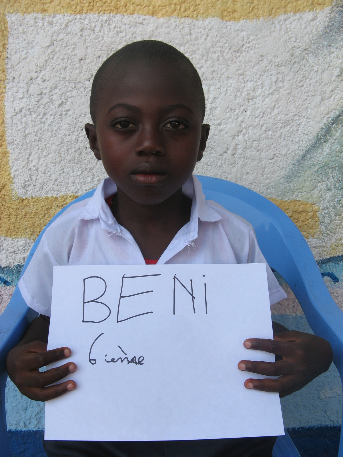 Evaluating and refining the program means that more students, like Beni, will be able to be a part of stronger educational systems.