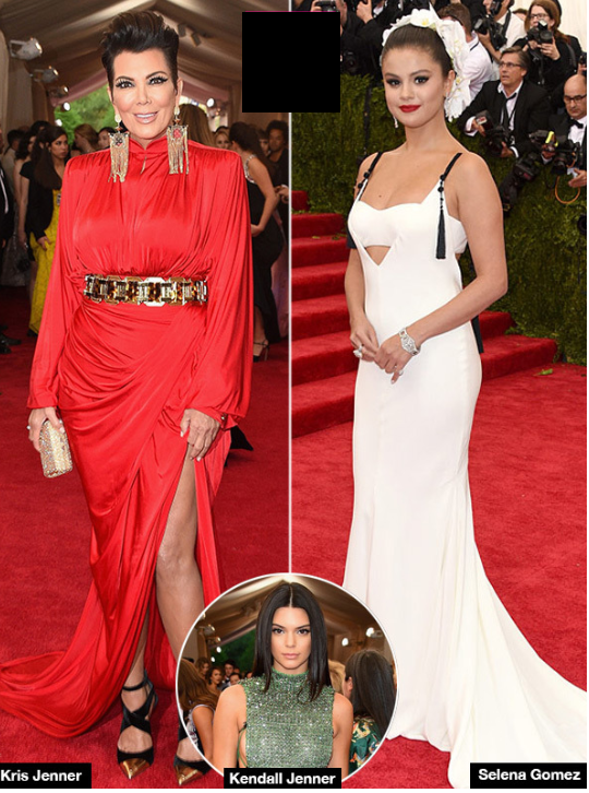 """By Madison Jaye             Photo Getty Images  Wow. Selena Gomez, 22, really opened up to Kris Jenner, 59, during a private moment at the 2015 Met Gala. The teary-eyed """"I Want You To Know"""" singer had to tell Kris how she felt regarding Kendall Jenner, 19, and her relationship with Selena's ex, Justin Bieber, 21. Now, HollywoodLife.com has EXCLUSIVELY learned more of what Selena said to Kris during this intimate conversation!  Selena Gomez To Kris Jenner: Kendall Jenner 'Talks About Me' Behind Her Back When Selena caught up with Momanger at the 2015 Met Gala on May 4, she took the chance to have an impromptu heart to heart. During their chat, among other things, Selena had to tell Kris how she felt incredibly slighted by Kendall and Justin's relationship! """"[Selena] feels like her feelings have not been taken into consideration,"""" a source EXCLUSIVELY told HollywoodLife.com. Aww. Selena has a good reason to feel bad. Kendall and Justin have a history of dissing Selena whenever the two of them hang out. These feelings must have been dragged up when she saw Kendall and Justin at the Met Gala. Kris was sympathetic to Selena and encouraged her to talk to Kendall. Unfortunately, Selena didn't, as she was afraid that Kendall would just make fun of her once they were done! """"[Selena also] feels like they all talk about her behind her back,  read more:http://hollywoodlife.com/2015/05/08/selena-gomez-kris-jenner-kendall-jenner-talks-behind-her-back/"""