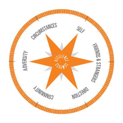 Download a PDF of the Resilience Compass©