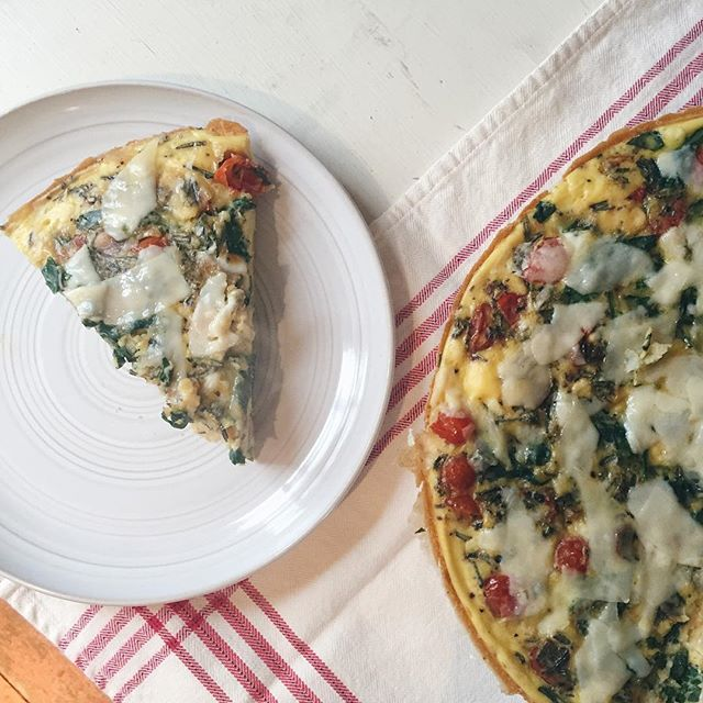 egg pie brunch 🐣 #happymothersday