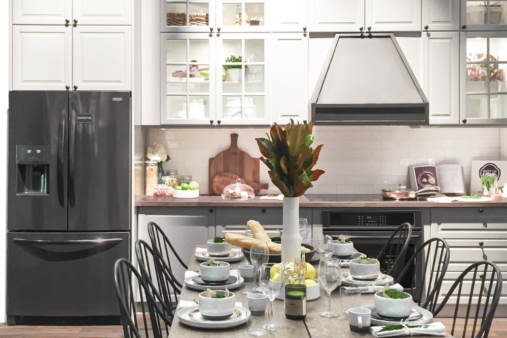 Homepolish Goes to KBIS with Frigidaire