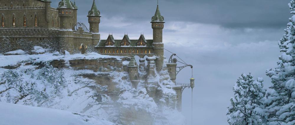 """""""Snow Castle"""""""