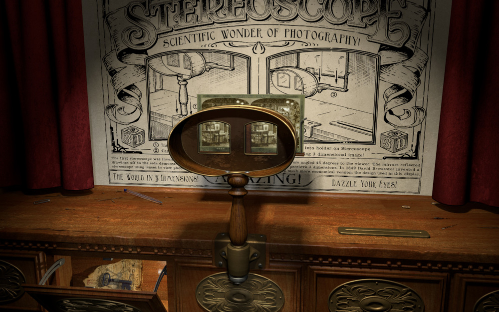 The Stereoscope Booth