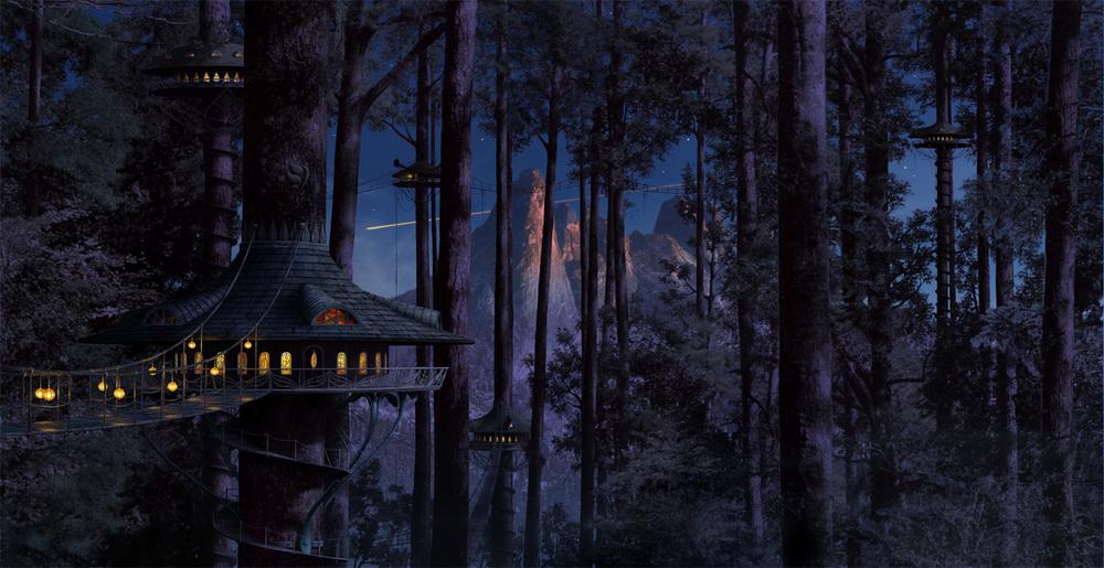 """Tree Houses"""