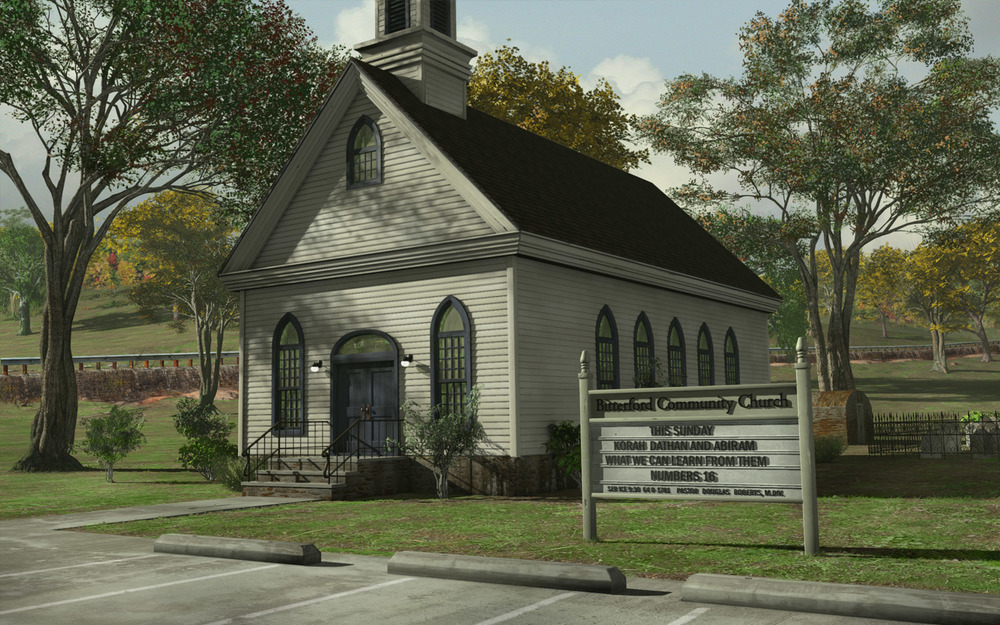 Shadow Lake Church