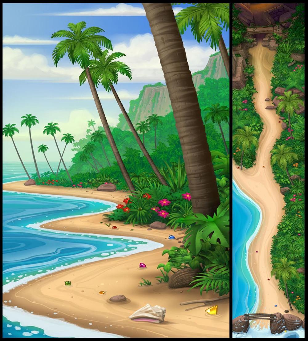 """""""Mystery Beach"""""""