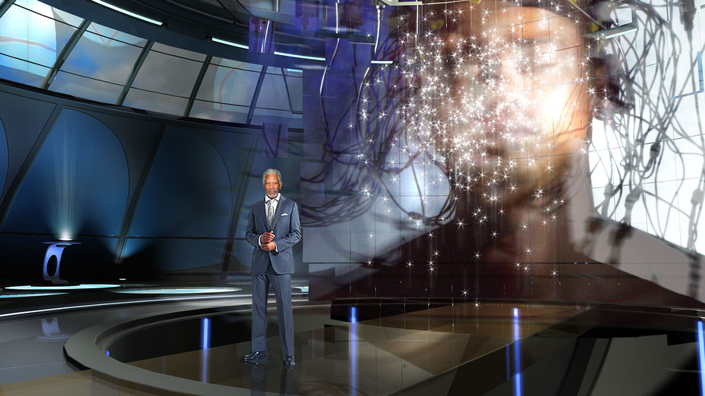 """The Story of God"" Mini-series (Morgan Freeman)"