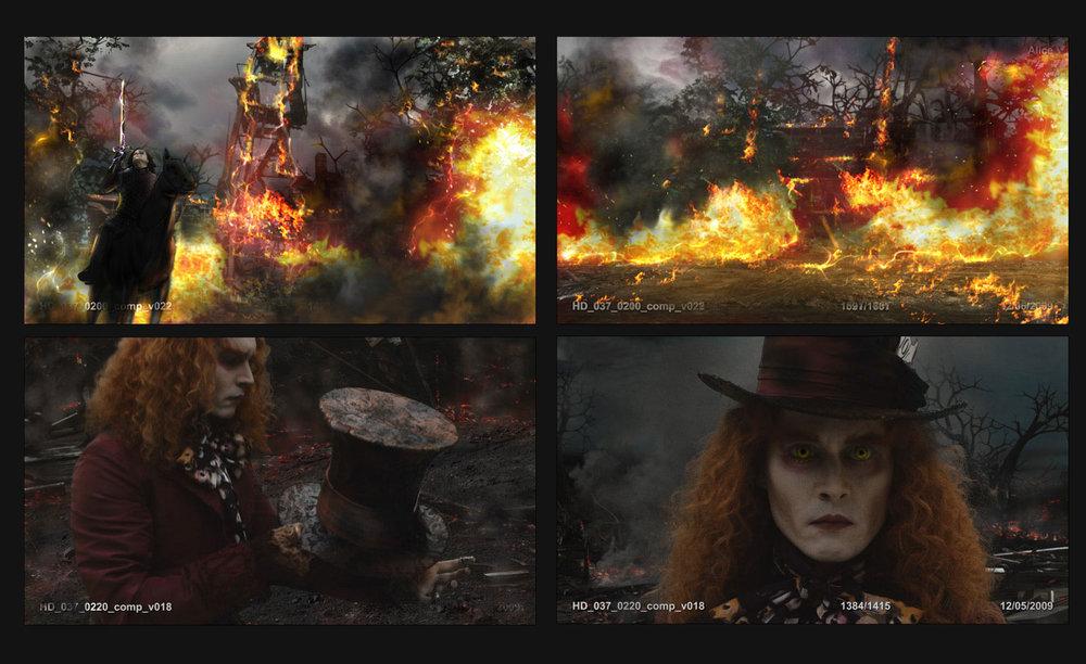 Alice in Wonderland: Concepts