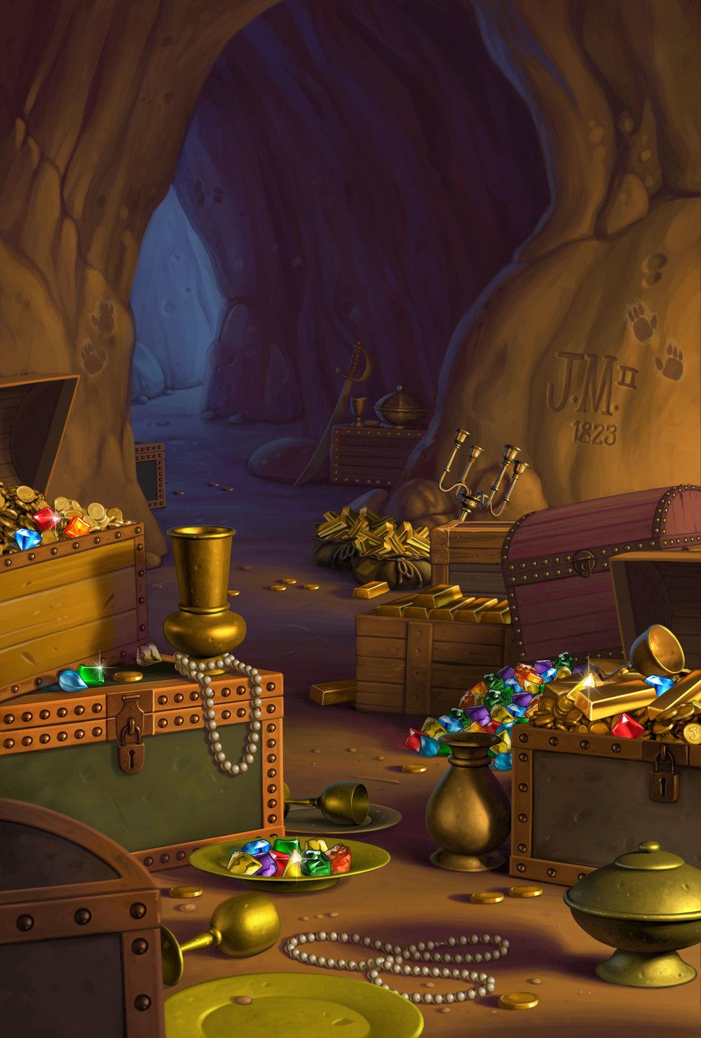 """Treasure Cave"""