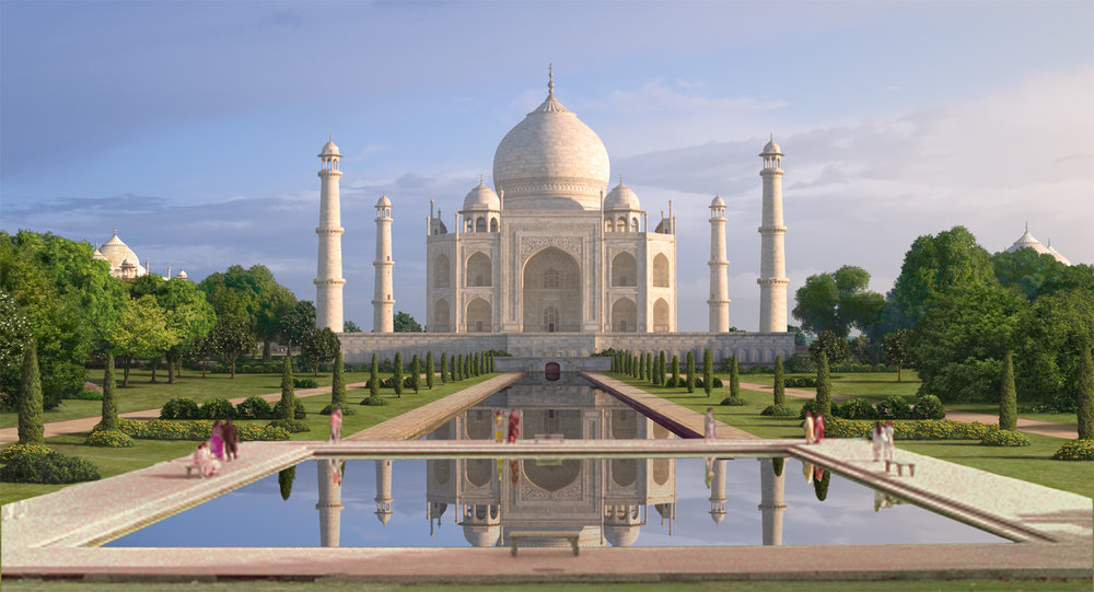 The Bucket List: Taj Mahal