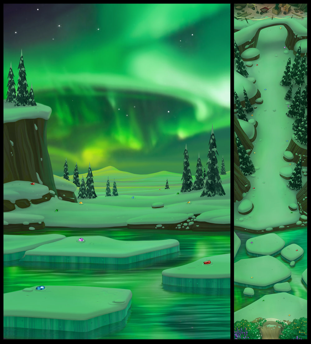 """Northern Lights"""