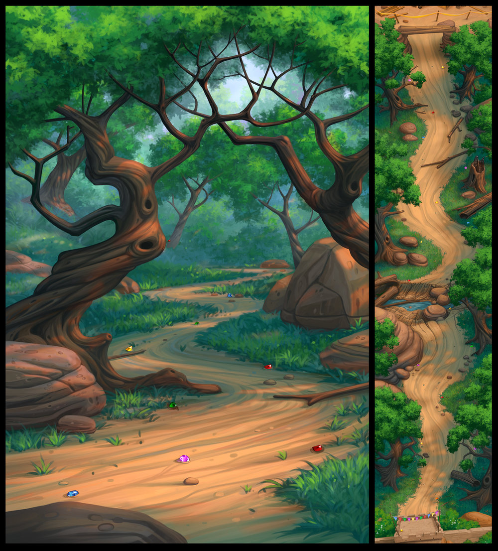 """""""Dark Forest"""""""