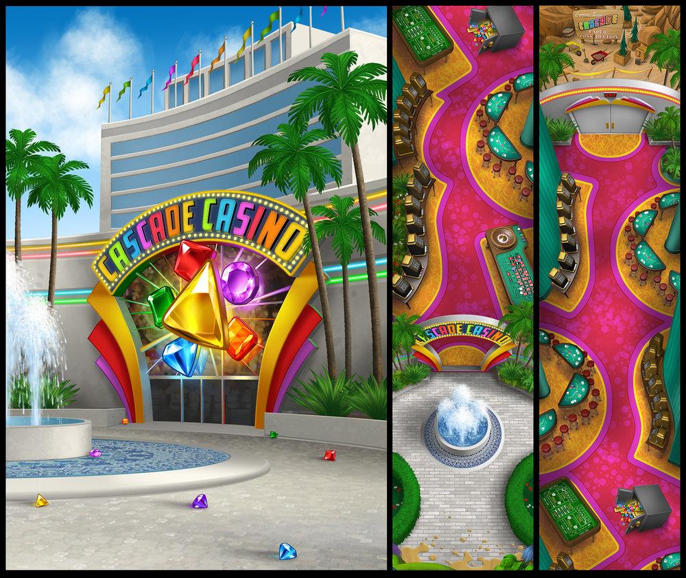 """""""Cascade Casino"""""""